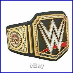 WWE World Heavyweight Championship Wrestling Replica Title Belt