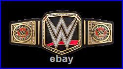 WWE World Heavyweight Championship Wrestling Replica Title Belt. 2mm