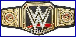 WWE World Heavyweight Championship Wrestling Replica Title Belt Adult Size
