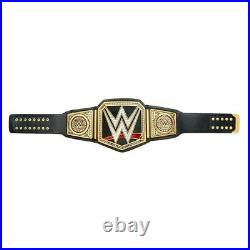 WWE World Heavyweight Championship Wrestling Replica Title Belt Adult Size 2mm