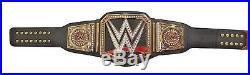 WWE World Heavyweight Championship Wrestling Title Belt Adult Full Replica NEW
