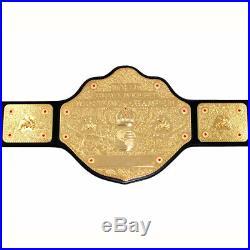 WWE World Heavyweight Championship Wrestling Title Belt Adult Size