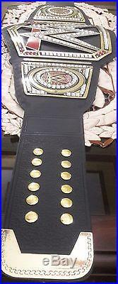 WWE World Heavyweight Wrestling Championship Replica Belt Leather Belt 51length