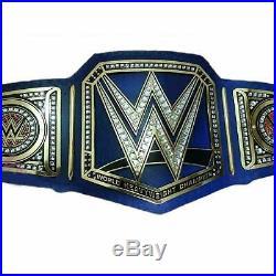 WWE World Heavyweight Wrestling Championship Title Replica Leather Belt 4m Adult