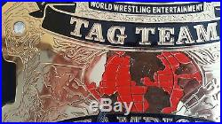WWE World Tag Team Championship replica belt (RAW 2002-2010) Adult