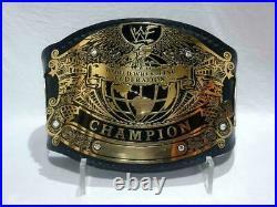 WWE World Wrestling Championship Undisputed Belt Replica Adult Size 2mm