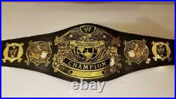 WWE World Wrestling Championship Undisputed Belt Replica Adult Size new belt