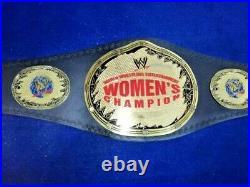 WWE World Wrestling Entertainment Women's Championship Belt Adult Size