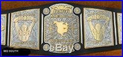 WWE Wrestling Championship Title Belt Mid-South North American Heavyweight