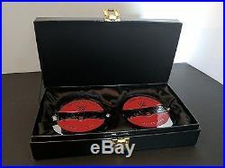 WWE championship belt Wrestlemania 31 side plates, replica