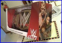 WWE replica championship belt Full Adult Size Network Logo