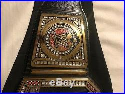 WWE replica heavyweight championship belt