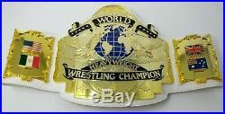 WWF ANDRE THE GIANT WORLD WRESTLING CHAMPIONSHIP Adult Replica TITLE BELT FANDU