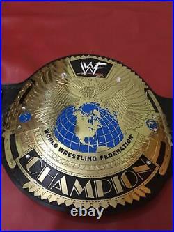 WWF BIG EAGLE World Wrestling Heavyweight Championship Belt Adult Size