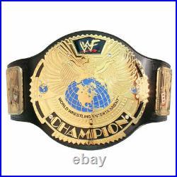WWF Big Eagle Championship Wrestling Replica Title Belt Adult Size 2mm WWE