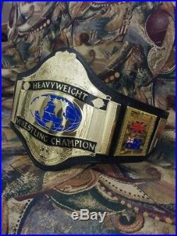 WWF Championship Belt Classic Hogan 1986 (RARE) / WWE WWF