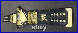 WWF Classic Gold Winged Eagle World Wrestling Heavyweight Title belt