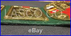 WWF European World Wrestling Championship Title Belt