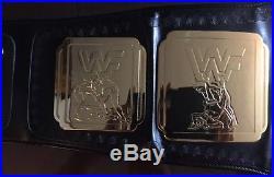 Wwf Intercontinental Championship Belt Replica Nwa Tna Wwe Wcw