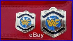 WWF Light Heavyweight World Wrestling Championship Title Belt