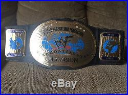 WWF Official Intercontinental Championship Replica Belt WWE 2002 Adult Size