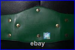 WWF RARE European Champion Title Belt Youth Replica Figures inc Owen hart WWE