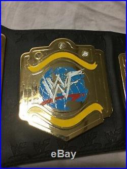 WWF Replica LIght Heavyweight Replica Championship Title Belt WWE