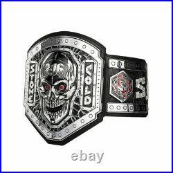 WWF Stone Cold Steve Austin Legacy Championship 4MM Zinc Title (Rplica)