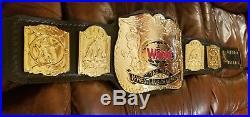 WWF Tag Team Championship Wrestling Belt WWE WCW