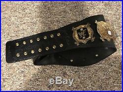 WWF Undisputed v1 Adult size Championship Title Belt wwe