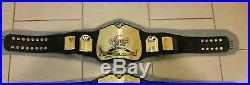 Wwf World Tag Team Championship Belt Scratch Logo. Wwe Wcw Ecw Roh Tna