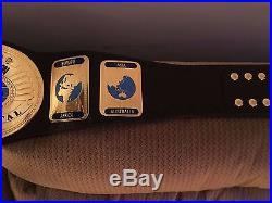 WWF WWE Adults Replica Intercontinental Championship Belt Rare