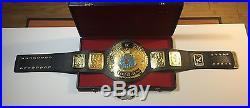 WWF WWE Attitude Era World Championship Belt (2001) Adult Size Custom made