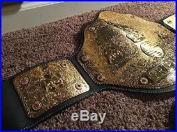 WWF WWE Attitude Era World Championship Belts (Big Eagle) Ultimate Warrior