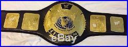 Wwf Wwe Big Eagle Replica Attitude Era Championship Full Size Belt With Free Box