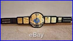 WWF/WWE Big Eagle Wrestling Championship Belt Adult Size (2MM PLATES)