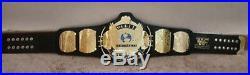 WWF / WWE Classic Gold Winged Eagle Championship replica Adult Size Belt