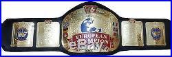 WWF/WWE European Championship Replica Belt Adult Size
