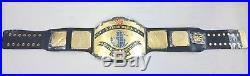WWF/WWE INTERCONTINENTAL WRESTLING CHAMPIONSHIP Replica LEATHER BELT