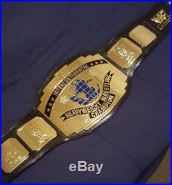 WWF (WWE) Intercontinental Championship Belt