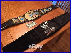 WWF WWE Intercontinental Championship Wrestling Belt Limited Edition #28/2000