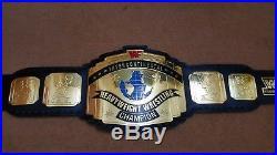 WWF / WWE Intercontinental WRESTLING CHAMPIONSHIP BELT. ADULT SIZE