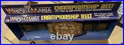 WWF WWE LJN Wrestling Superstars championship belt Hulk Hogan 1987 Absolute GEM