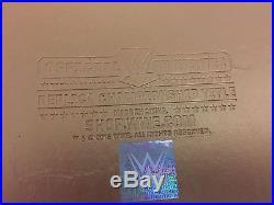 WWF WWE Million Dollar Championship Wrestling Replica Title Belt World
