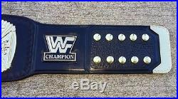 Wwf Wwe Releathered Master Series Winged Eagle Championship Wrestling Belt