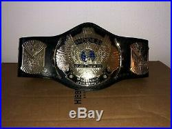 WWF / WWE Winged Eagle Championship Replica Belt Figures Toy Co