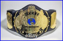 WWF WWE Winged Eagle Heavyweight Championship Adult Replica Belt
