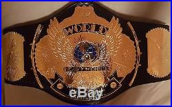 WWF WWE Winged Eagle Heavyweight Championship Belt Replica