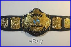 WWF WWE Winged Eagle World Championship Belt Adult Size Custom made