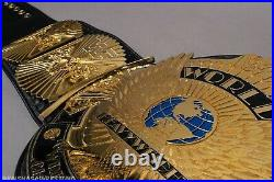 WWF Winged Eagle American Made Championship Belt WWE WCW